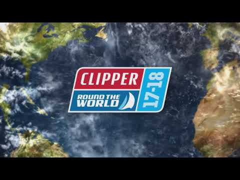 Clipper 2017-18 Round the World Yacht Race Start from Liverpool, UK