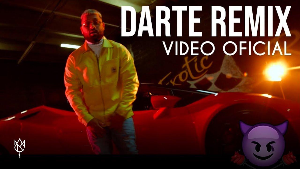 Alex Rose - Darte Remix (Video Oficial)