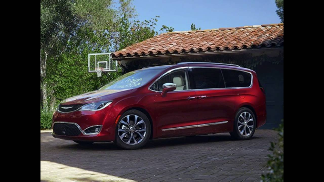 New 2017 The Chrysler Pacifica Minivan Release Date Review And