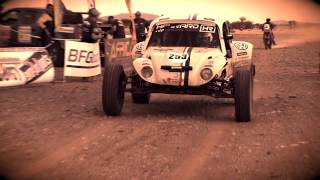 AFRICA ECO RACE 2014 SUMMARY STAGE 8