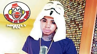 @NightlyFix Clown of the Week [Sep25-Oct1]: Alkaline (grabs female dancer after being rejected)