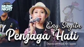 Penjaga Hati - Eny Sagita (SAKUSTIK BAND) ( Cover Live Akustik Jandhut )