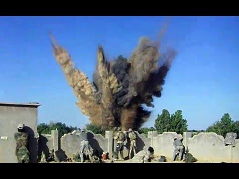 5 MASSIVE JDAM EXPLOSIONS IN AFGHANISTAN | FUNKER530
