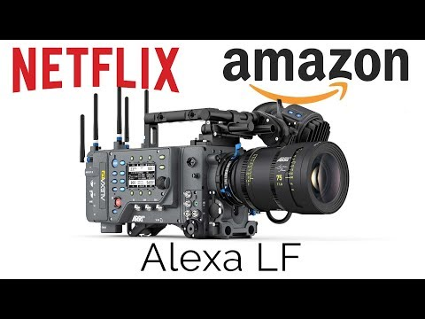 Alexa LF - How Arri was forced to make a 4K camera