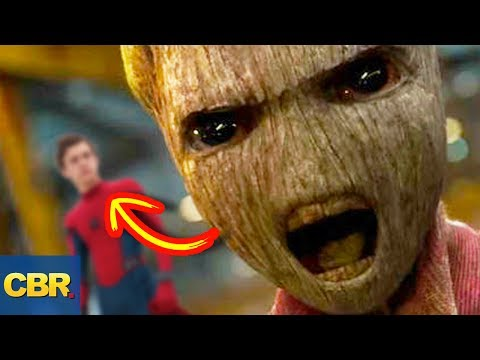 10 Secrets That 'Guardians Of The Galaxy' Is Hiding About Groot