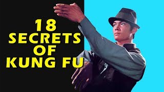 Wu Tang Collection - 18 Secrets of Kung Fu