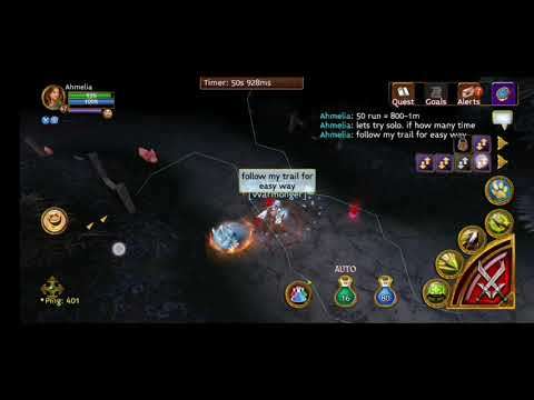 EASY FARM GOLD - No Need High Level ( Arcane Legends)