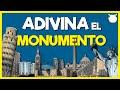 """¿Cuántos """"MONUMENTOS"""" Reconoces? 🗿 🗽🏛 Adivina el Monumento Test/Quiz"""