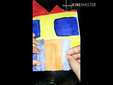 DIY:Miniature paper dollhouse