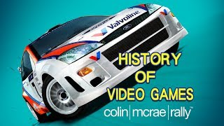 History of Colin McRae Rally/Dirt (1998-2017) - Video Game History