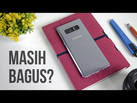 Layak Tergantikan? | Samsung Galaxy Note 8 Setelah Pemakaian 1 Tahun!