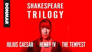 The Donmar Shakespeare Trilogy