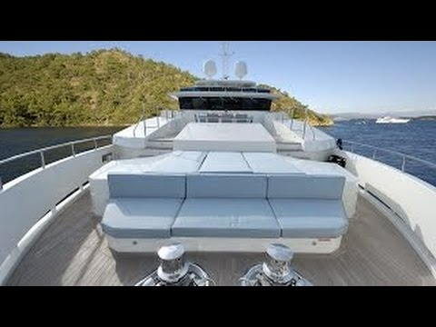 Steel Hull 32 m Yacht for sale / SERENITAS Interior