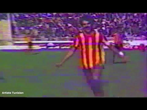 [Coupe de Tunisie 1983 , 1/4] EST vs CA (1-0) - But de Hassen Feddou [Tunis Derby]