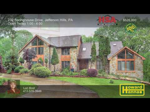 The Howard Hanna Showcase of Homes Pittsburgh 6-25-17