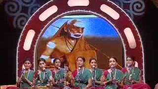 BHAJAN SAMRAAT- Kanchi Maha Periyavar Sri Chandrasekara Saraswathi  Sankarachariyar Song.