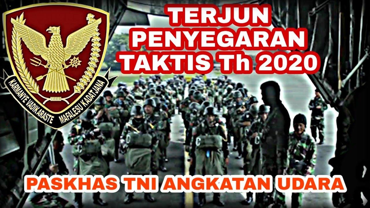 Download TERJUN PENYEGARAN TAKTIS TH 2020 - PASKHAS AU