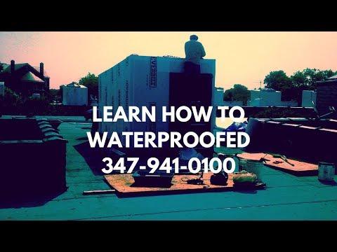 Best Waterproofing Contractor l Queens, Bronx, Brooklyn, Manhattan l 347-941-0100