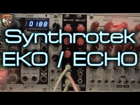 Synthrotek - EKO / ECHO