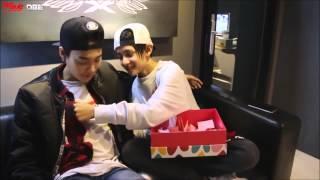 1Punch (Jaewon & Samuel ) Cute Moment