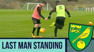 Last Man Standing: Norwich City Academy - Panna Challenge.