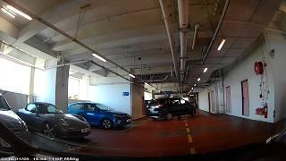 香港泊車好去處 - 藍灣半島停車場 (出)