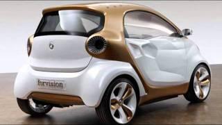 Smart Forvision EV Concept Videos