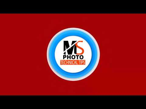 MS Photo technical tips intro