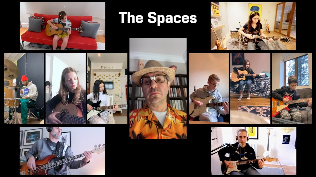 The Spaces at Live From The Garage 19