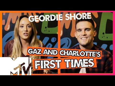 FIRST TIMES WITH CHARLOTTE AND GAZ GEORDIE SHORE!! | MTV