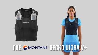 Montane - Gecko Ultra V+