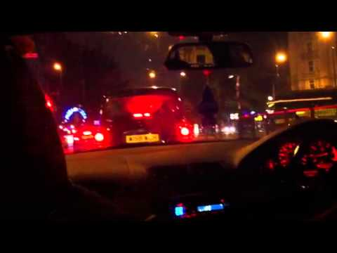 London Night Drive