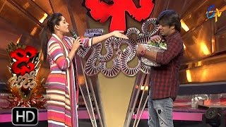 Funny Task | Dhee Jodi | 22nd February 2017    | ETV Telugu