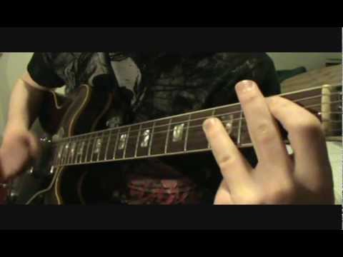 All That Remains - The Waiting One Guitar Cover