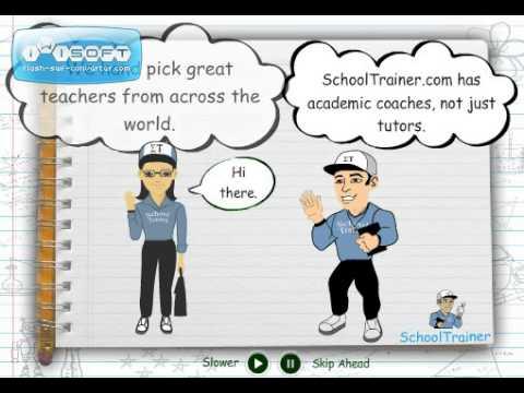 How it works? Free Homework Help & Online Tutoring - SchoolTrainer.com