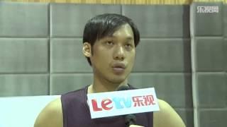 【2013-14 CBA體能測驗Day1專訪】林志傑:不服輸是中華男籃取勝之鑰