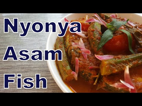 Simple Nyonya Asam Fish 2019