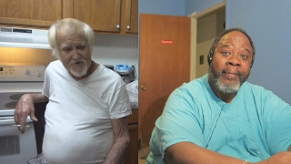 Dad Reacts to ANGRY GRANDPA HAS CANCER! (REALLY EMOTIONAL...)