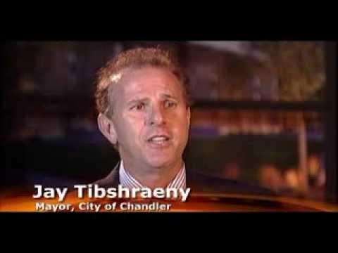 Mayor Jay Tibshraeny: Economic Development in Chandler, AZ