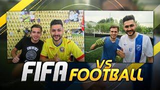 """FIFA vs FOTBAL MARELE MECI cu XBRAKER !!!! """"EL CLASICO"""" cu MOMENTE DRAMATICE :D"""