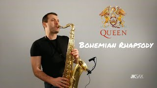 Queen - Bohemian Rhapsody (Saxophone Cover by JK Sax)