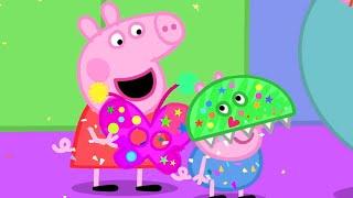 Peppa Pig Full Episodes | Masks | Cartoons for Children