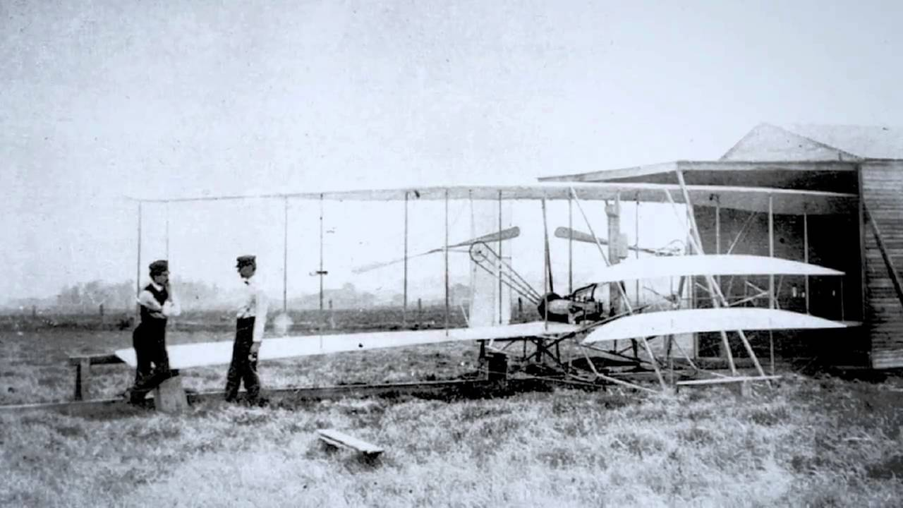 Wright Brothers Flight inside the wright brothers - early flight - youtube
