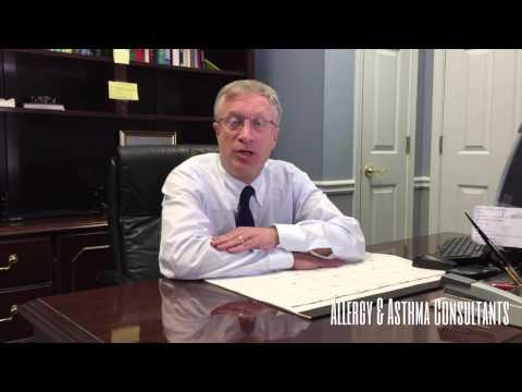 Top Atlanta Allergist Dr Glen Nadel on Eczema