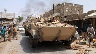 الجيش اليمني والمقاومة الشعبية على مشارف صنعاء