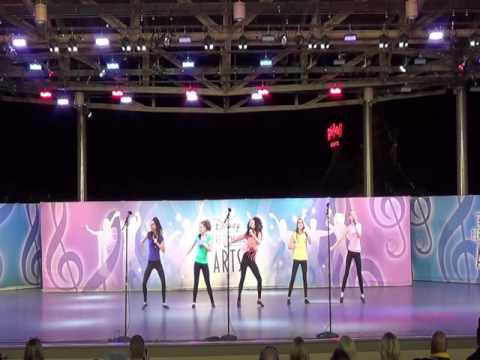 Spice Up Your Life - MPowered Disney World Florida show 2016