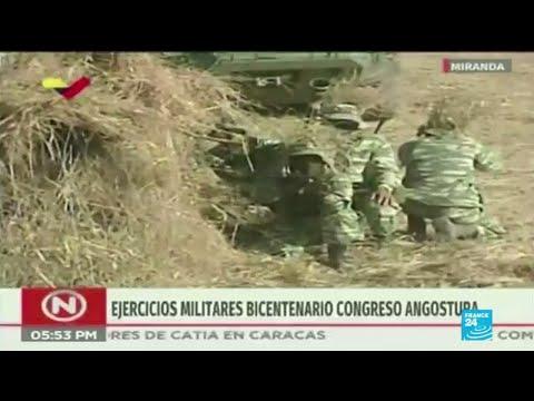 Venezuela: Maduro retains military support, humanitarian aid still blocked