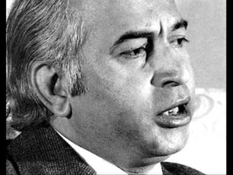 PM Zulfikar Ali Bhutto Address To The Nation On 12-03-1977 Part 4 .wmv