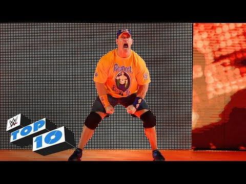 Thumbnail: Top 10 SmackDown LIVE moments: WWE Top 10, August 1, 2017