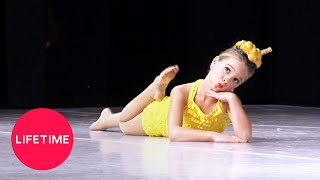 Dance Moms: Mackenzie's Acro Solo - Lemonade (Season 3) | Lifetime